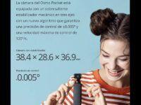 Mini cámara estabilizada OSMO Pocket