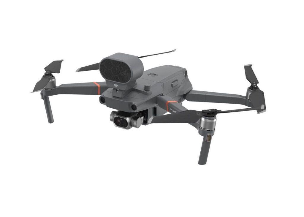 dron termico DJI Mavic 2 Enterprise Dual