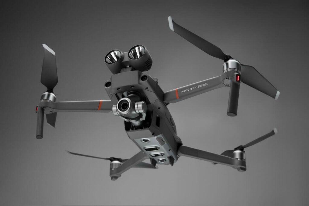 drone incendios DJI Mavic 2 Enterprise