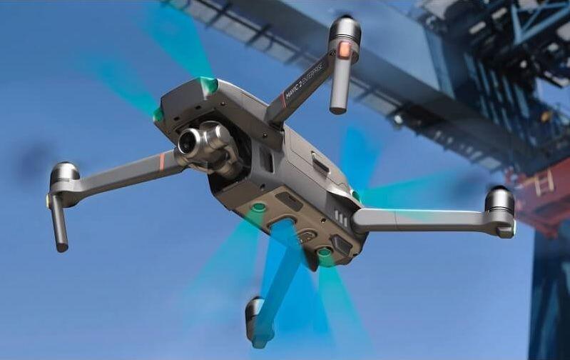 drone industrial Mavic 2 Enterprise obstaculos