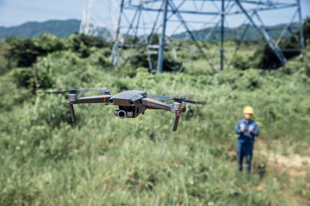 drone inspeccion DJI Mavic 2 Enterprise