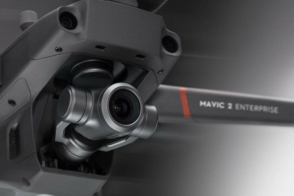 drone vigilancia DJI Mavic 2 Enterprise