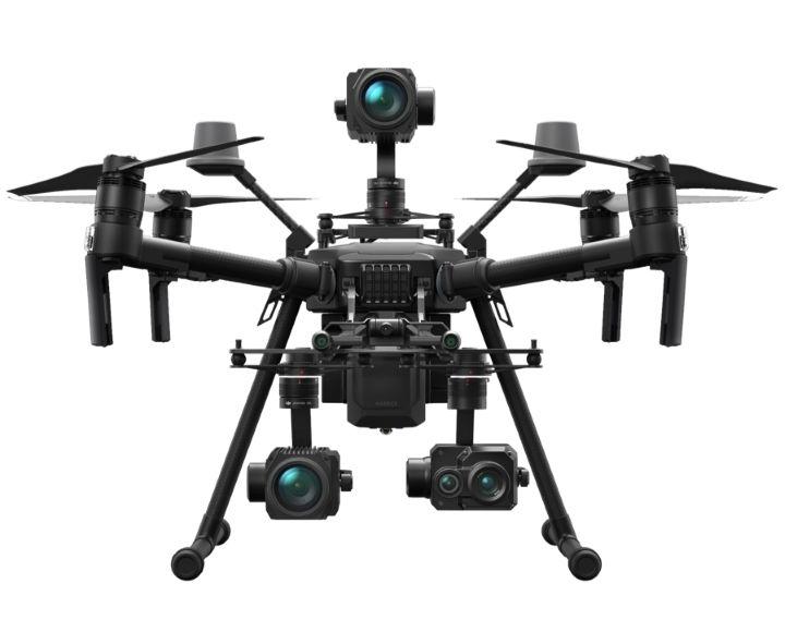 DJI M210 RTK V2 triple cámara