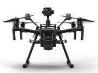 DJI M210 RTK V2 cámara superior