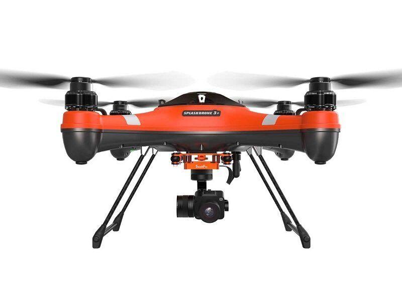 Splash Drone 3+ con modulo 4kgc3