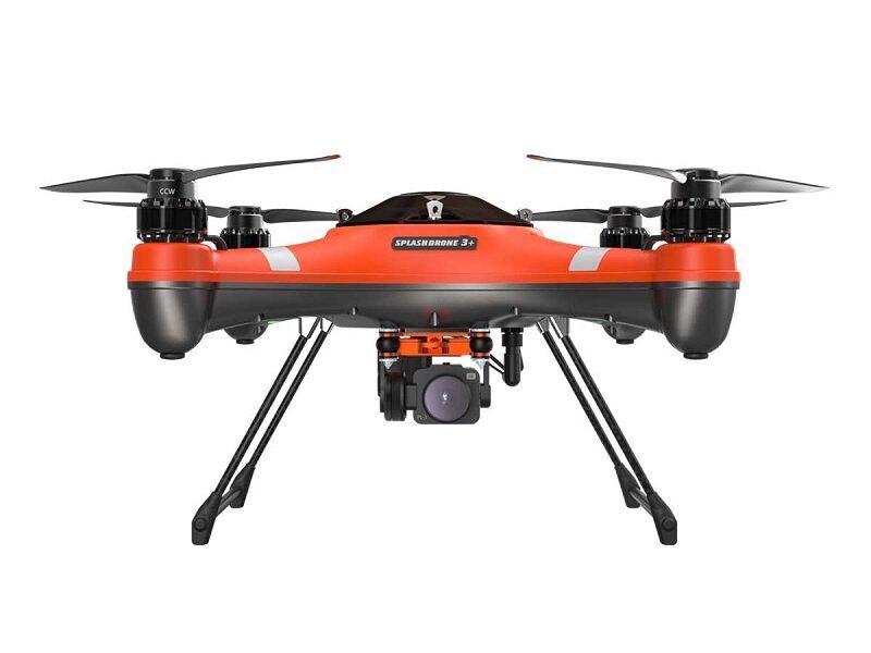Splash Drone 3+ con modulo PL3