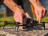 drone bebop-pro con camara termica FLIR