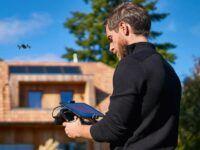 drone bebop-pro thermal control perdidas de calor