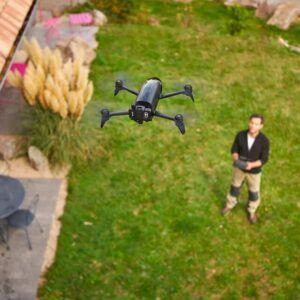 drone termico bebop-pro thermal