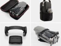 Bolsa y soporte helices drones DJI Mavic 2