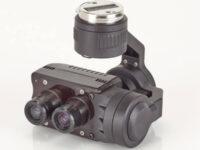 Camara dual Sentera AGX710 RGB NVDI drones agricolas
