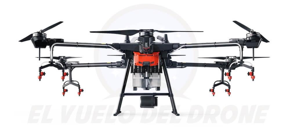 Dron agrario DJI Agras T16