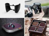 Protector gimbal y filtros drones DJI Mavic 2