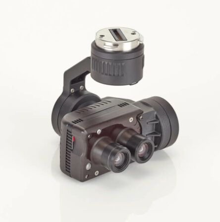 Sensor agricola Sentera AGX710 para drones DJI M200