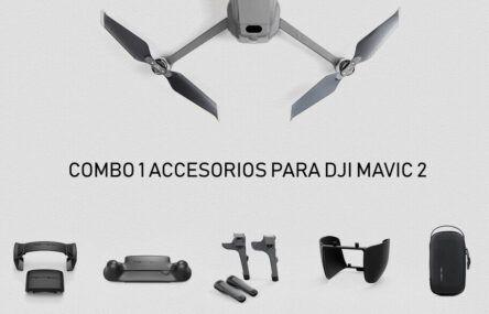combo 1 accesorios drones DJI mavic 2