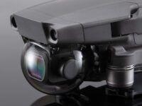 cupula estabilizador en el drone FPV Mavic 2 Pro