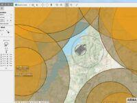 drone cartografia SenseFly eBee X conectado