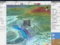 drone cartografia SenseFly eBee X intuitivo