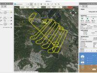drone mapeador 3D SenseFly eBee X