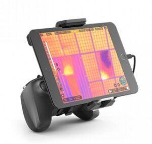 drone parrot anafi thermal para inspecciones complejas