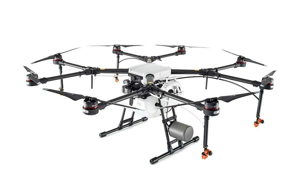 Dron agrario DJI Agras MG-1P