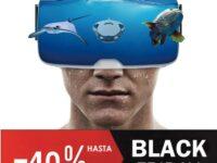 Drone Submarino Power Ray Wizard 4k Black Friday
