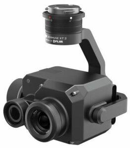 Camara dual DJI Zenmuse XT2 640x512