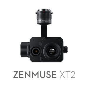 Camara dual DJI Zenmuse XT2.