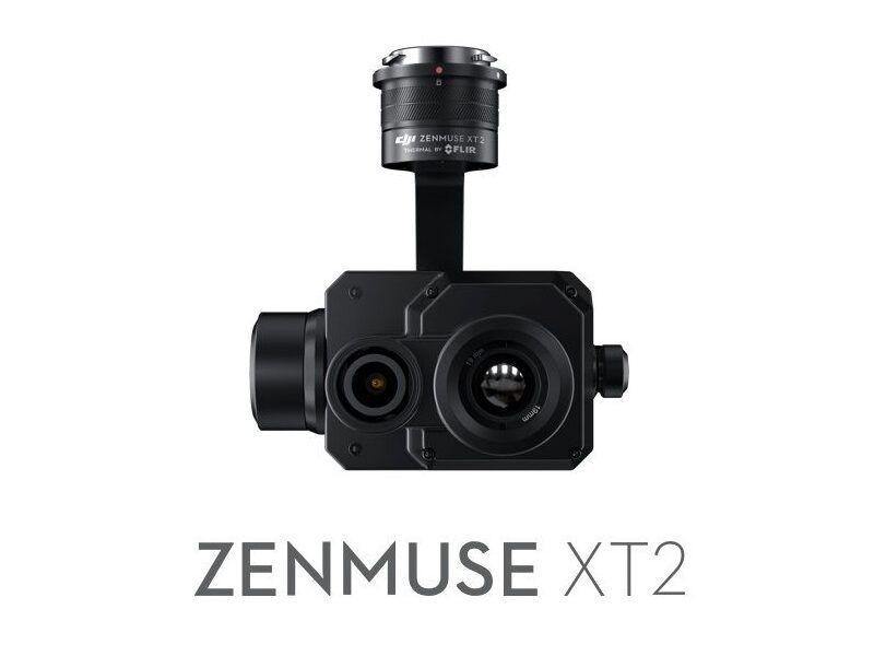 Camara dual DJI Zenmuse XT2