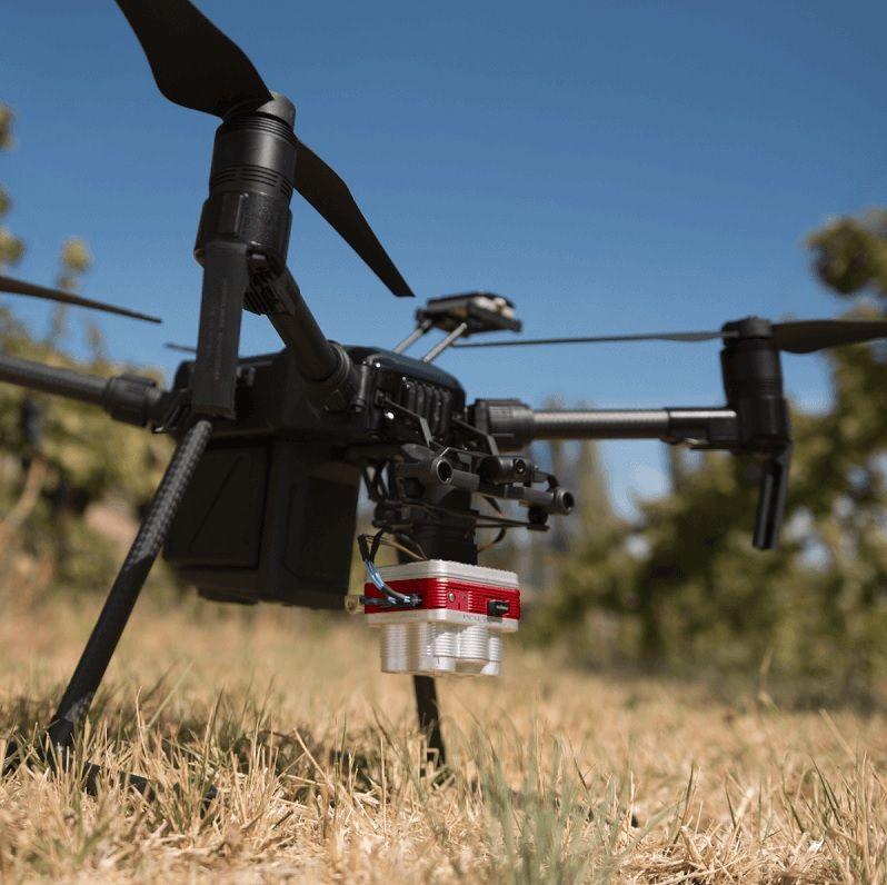 MicaSense Altum Multiespectral drones agricultura DJI M200