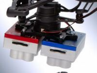 Sistema dual Multiespectral MicaSense en Drone Agricola