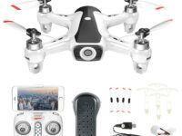 Dron FPV GPS Syma W1 Pro 4k Pack