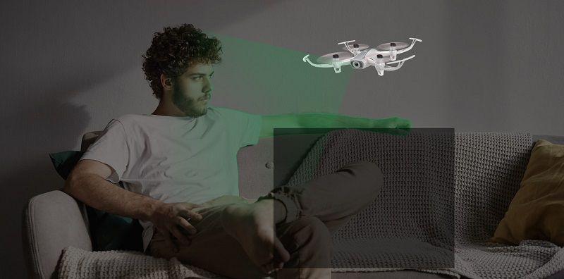 Dron FPV GPS Syma W1 Pro 4k seguimiento objetos
