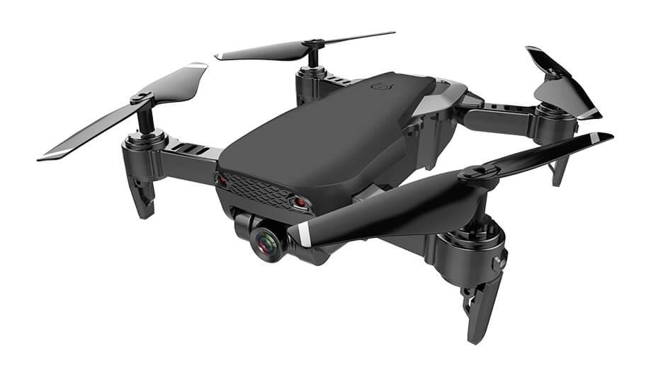THE FOLLOWER FOLDABLE GESTURE SENSOR DRONETHE FOLLOWER FOLDABLE GESTURE SENSOR DRONE
