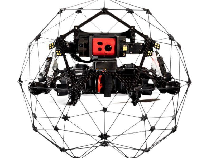 ELIOS 2, Drone de inspección
