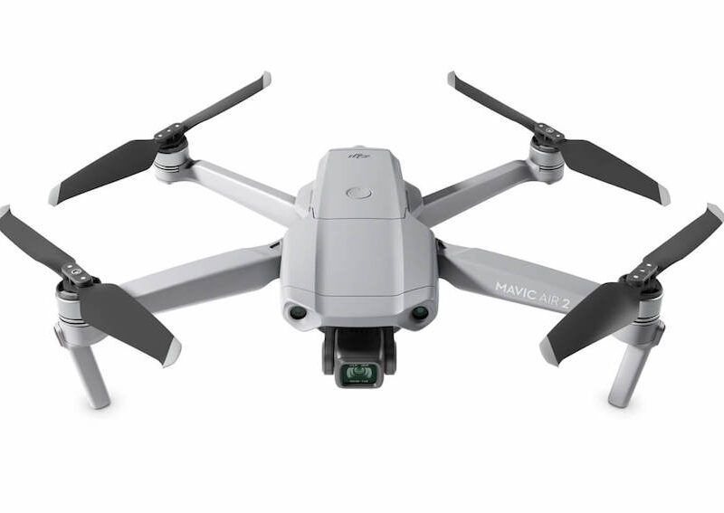 Mavic Air 2 con HDR y 48MP