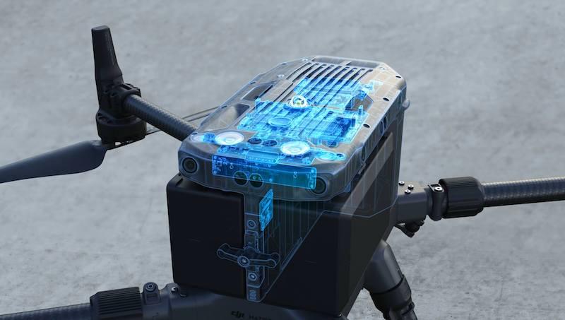 Matrice 300 rtk Inteligencia artificial IA