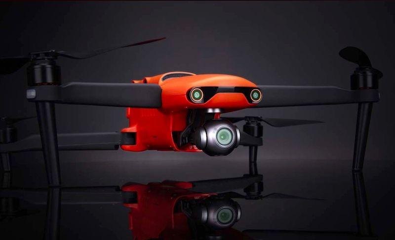 Autel EVO 2 con cámaras 8k y 6k
