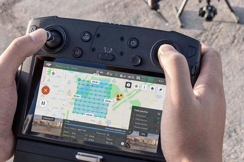 control remoto Matrice 300 RTK