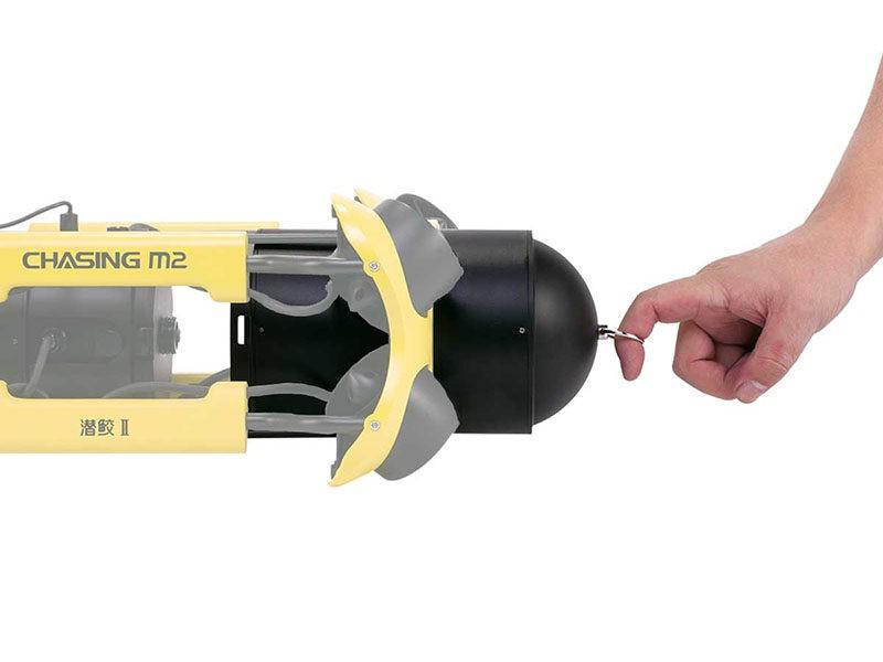 Bateria intercambiable para Chasing M2