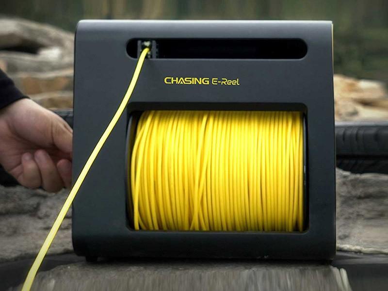 Carrete cable eléctrico para Chasing M2