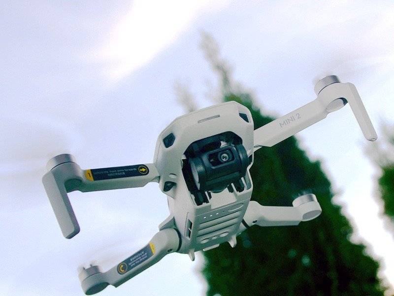 DJI Mini 2 - Vuela tranquilo con Care Refresh