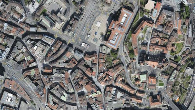 Ortomosaico con Pix4D Mapper