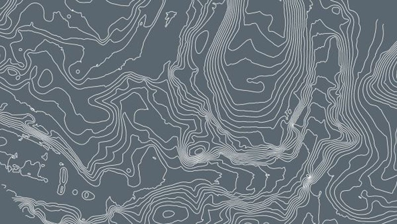 Lineas de contorno con Pix4D Mapper