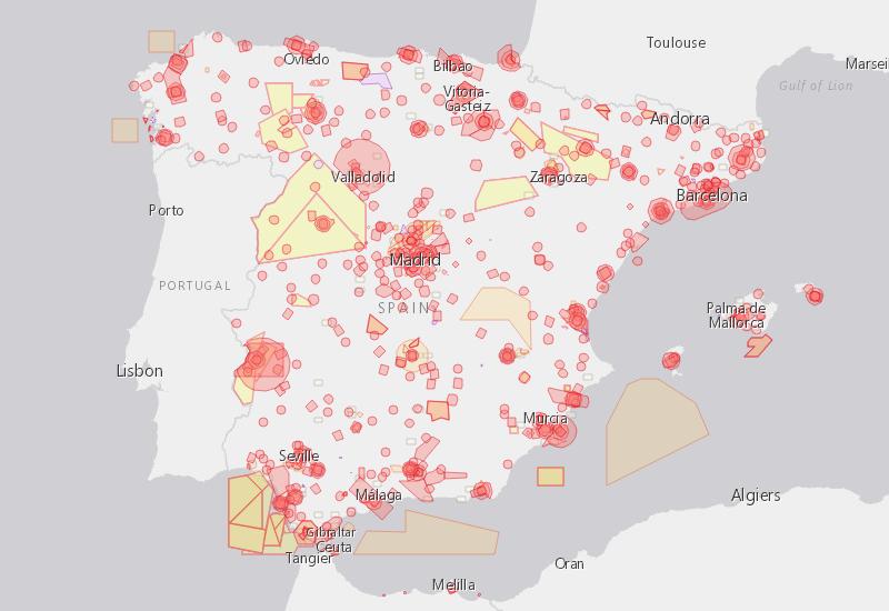 En la Web de Enaire puedes encontrar toda la información relativa a los lugares donde puedes volar un drone en España.