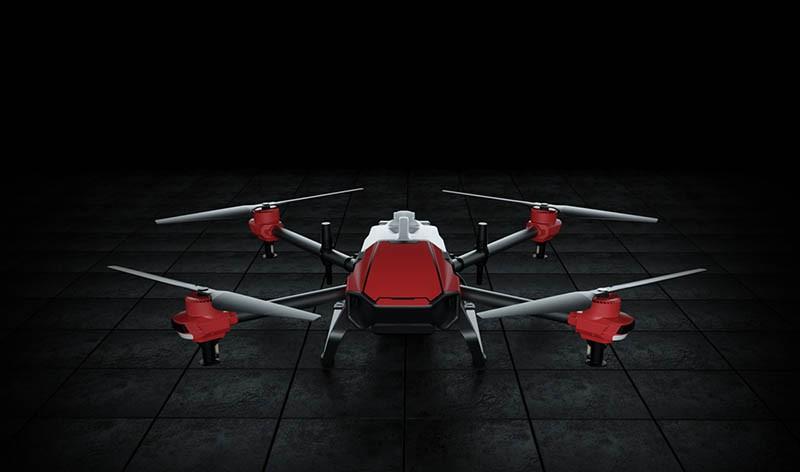Drone Agrícola XAG P30