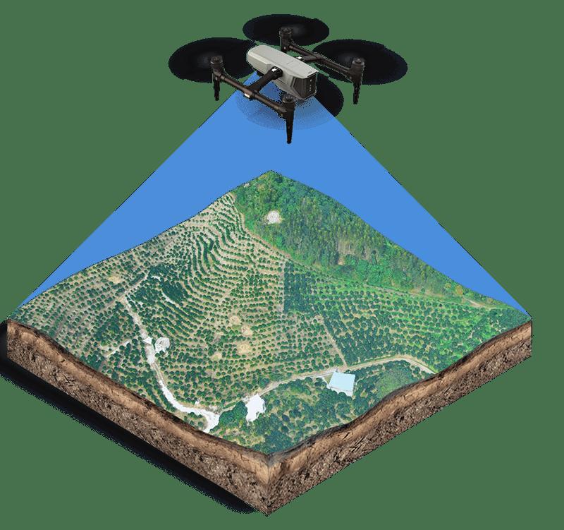 Mapas precisos 3D con el XAG Xmission