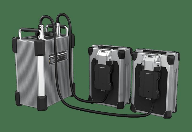 Cargador rápido inteligente CM21500 para XAG P30