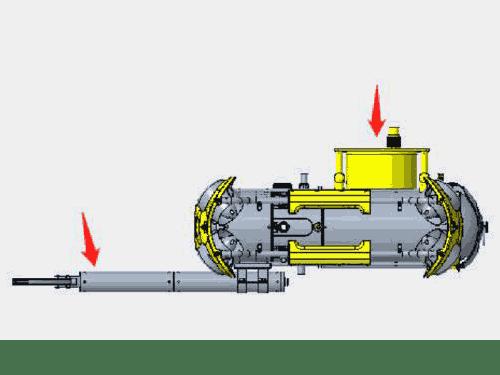 Configuración de equipo Chasing M2 PRO