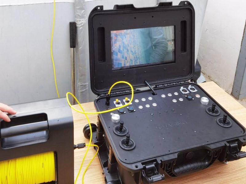 Consolamaleta de control para el Chasing M2 PRO